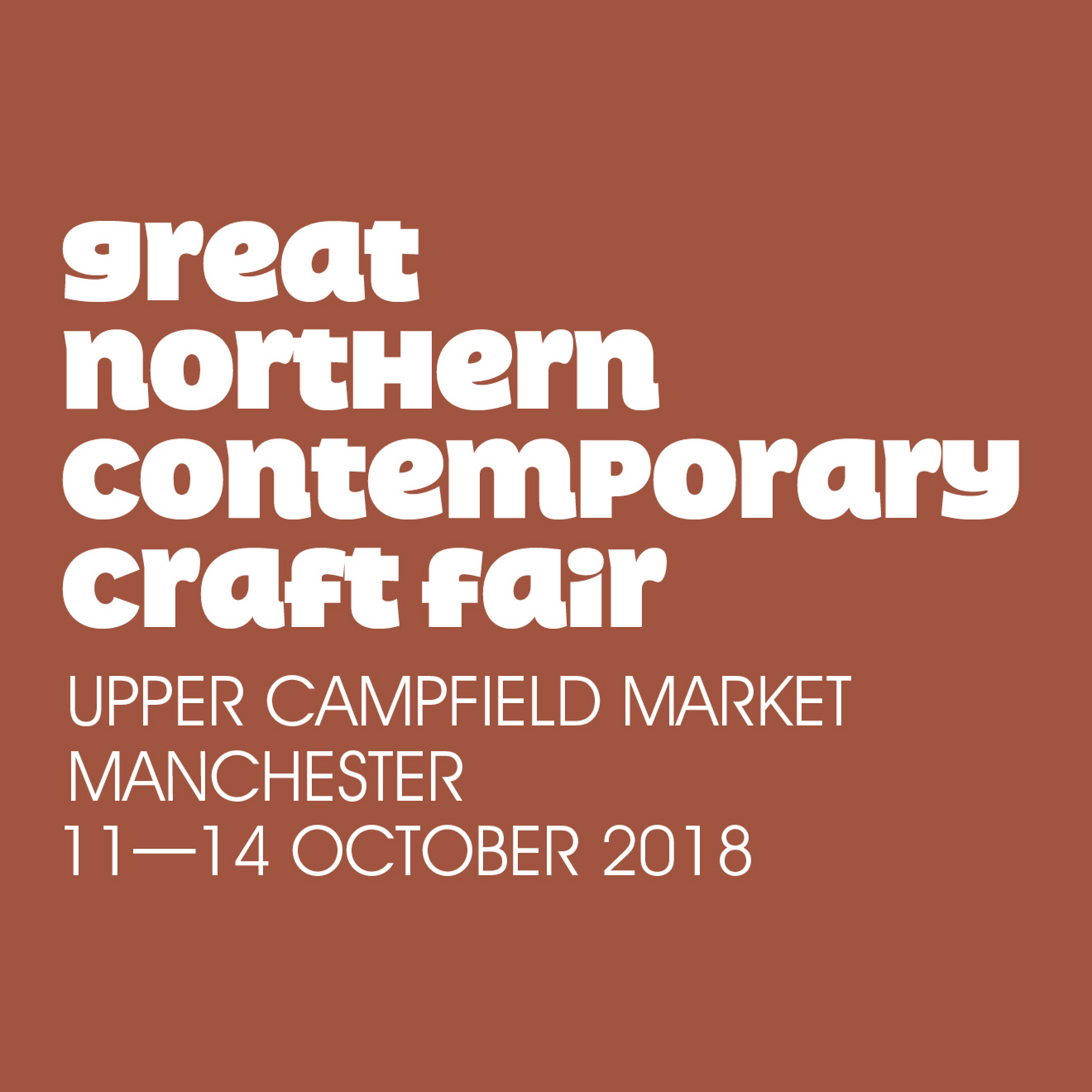 Great Northern Contemporary Craft Fair